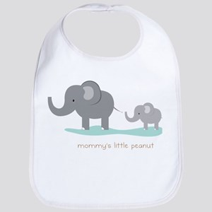 Mommy's Little Peanut Bib
