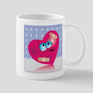 Wounded Heart Mug