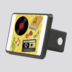 Retro Music Collection Hitch Cover