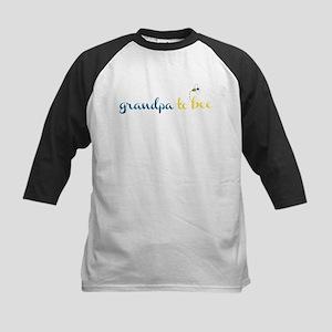Grandpa to Bee Baseball Jersey