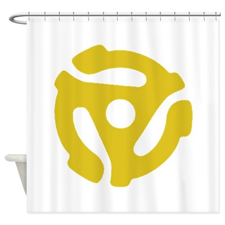 45 Single Shower Curtain