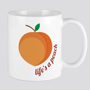 Life's a Peach Mug