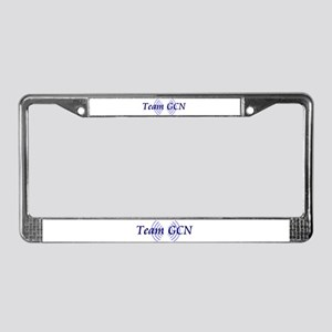 Team GCN License Plate Frame