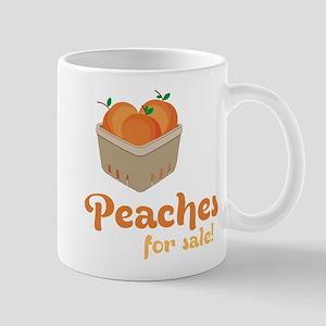 Peaches For Sale Mug