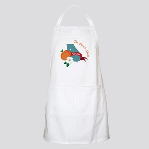 The Peach State Apron
