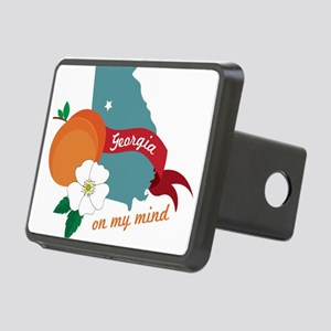 Georgia On My Mind Hitch Cover