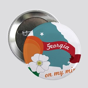 "Georgia On My Mind 2.25"" Button"