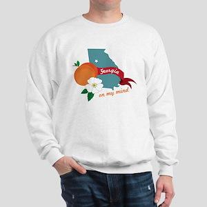 Georgia On My Mind Sweatshirt