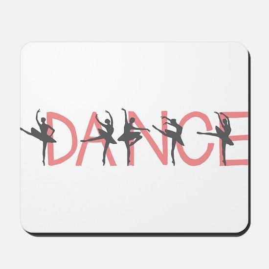 Dance Mousepad