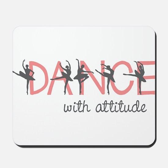 Attitude Mousepad