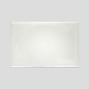 Westie Reindeer - Rectangle Magnet