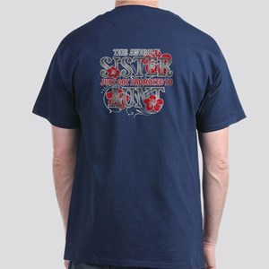 Promoted Aunt Dark T-Shirt