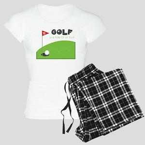 A HOLE Lot of Fun! Pajamas