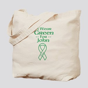 Green4john Tote Bag