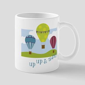 Up Up & Away Mug