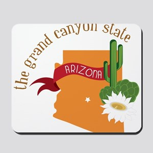 The Grand Canyon State Mousepad