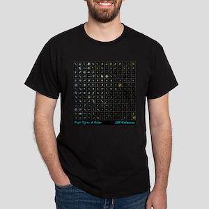 Wish Upon A Star 196 Galaxies Dark T-Shirt