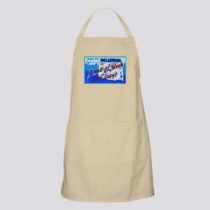Land of meth and jesus Apron