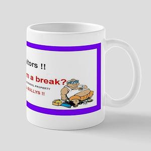 Bus_Monitor_Bullys SPECIAL Mug
