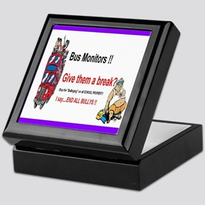 Bus_Monitor_Bullys Keepsake Box