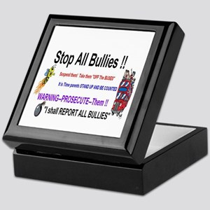 Stop All Bullies Keepsake Box