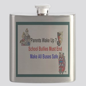 School Bullies Flask