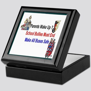 School Bullies Keepsake Box