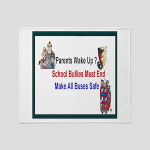 School Bullies Throw Blanket