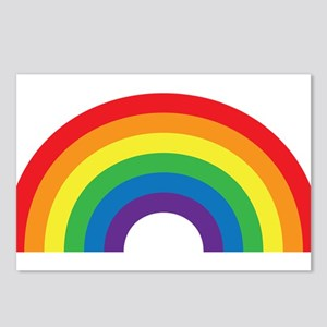 Gay Rainbow Postcards (Package of 8)