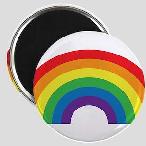 Gay Rainbow Magnet