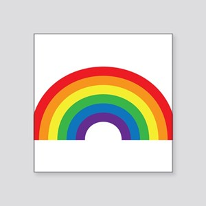 Gay Rainbow Sticker
