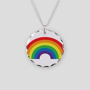 Gay Rainbow Necklace