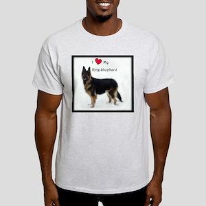 I heart my King Shepherd T-Shirt