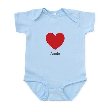 Annie body heart