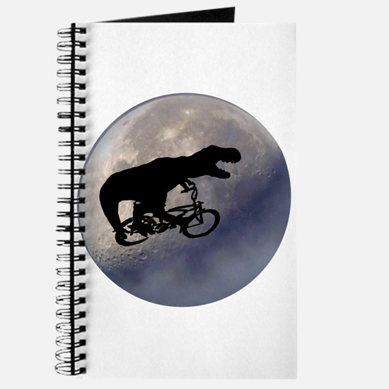 T-Rex vintage moon Journal