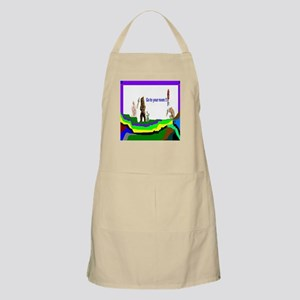 Go To Your Room Apron
