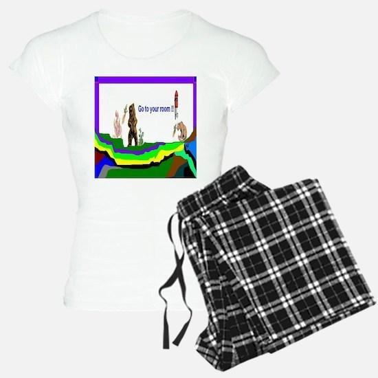 Go To Your Room Pajamas