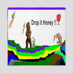 Drop It Honey Queen Duvet