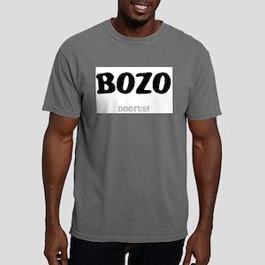 BOZO - DOOFUS! Mens Comfort Colors Shirt