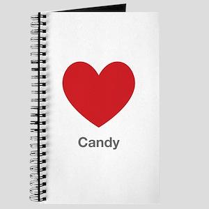 Candy Big Heart Journal
