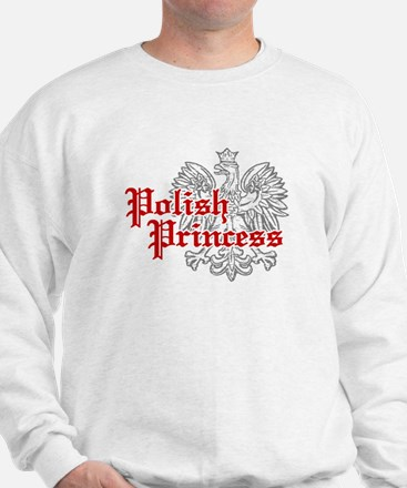 Polish Princess Sweatshirt