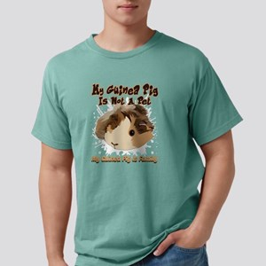 My Guinea Pig Is Not A P Mens Comfort Colors Shirt