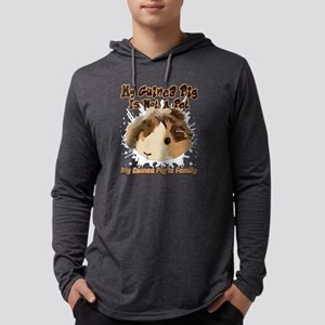 My Guinea Pig Is Not A Pet, My G Mens Hooded Shirt