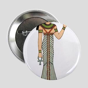"""Egyptian Queen 2.25"""" Button"""