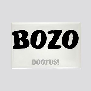 BOZO - DOOFUS! Magnets
