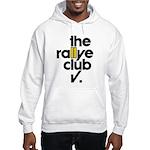 Ash Grey Hooded Sweatshirt, M to 2XL