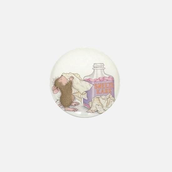 Sneeze Ease Mini Button