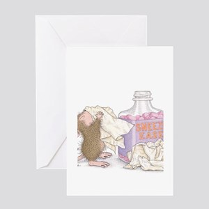 Sneeze Ease Greeting Card