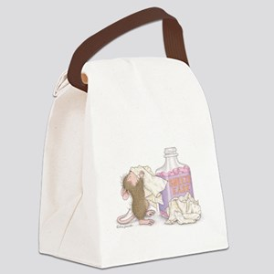 Sneeze Ease Canvas Lunch Bag