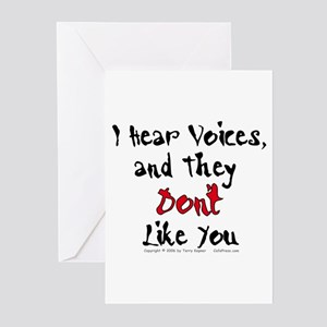 Edgy greeting cards cafepress greeting cards pk of 10 m4hsunfo Images